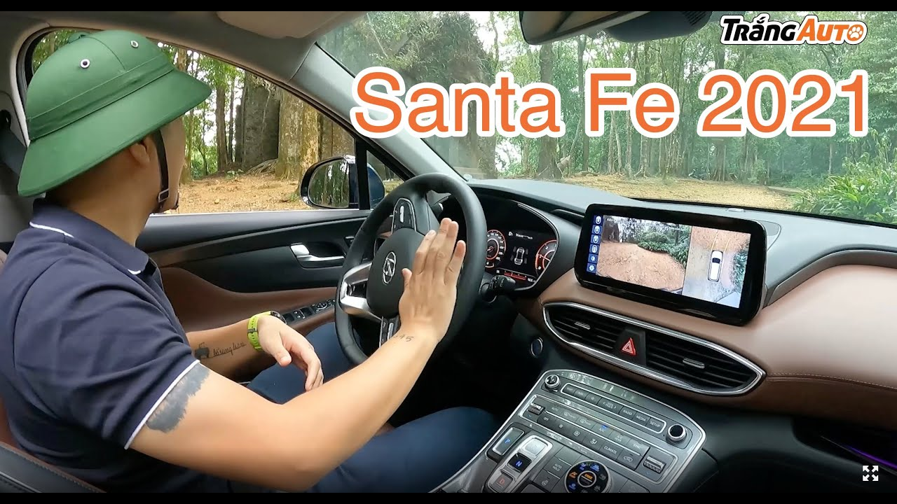 Hyundai Santa Fe 2021, hút hết khách của Sorento????