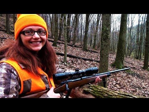 EPIC BLOOD TRAIL!! Julie's Deer Hunting Seasons From 2017 & 2018 Pennsylvania - .270 Caliber