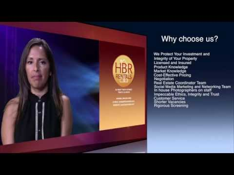 HBR Rentals Property Management and Leasing Services Tracy, CA