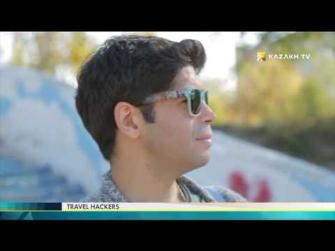"""Travel hackers"" №11 (11.12.2016) - Kazakh TV"