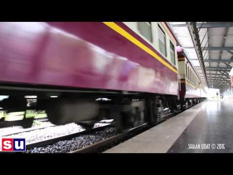 THAILAND #32 | Hat Yai (5/12) | Hat Yai Railway Station