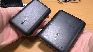 鳥取GOに向けてモバイルバッテリー追加! Anker PowerCore 10000