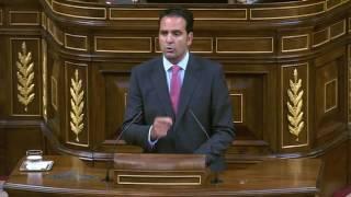 Jesús Alli (2) - Debate de investidura de Mariano Rajoy #RazonesParaElNo