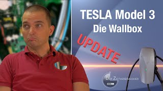 TESLA Model 3 - Die Wallbox (UPDATE)