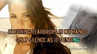 Can't sing SKYSCRAPER by Demi Lovato? (Low Tone Instrumental/Karaoke)