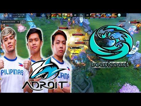 ADROIT vs beastcoast  - Highlights | MDL Chengdu Major  2019 Dota 2
