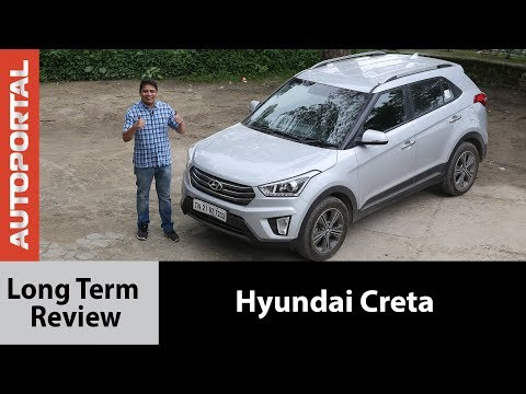 Hyundai Creta - Long Term Review - Autoportal