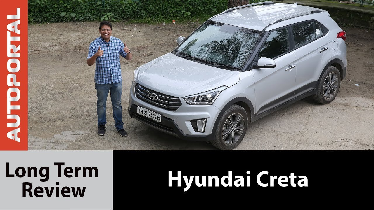 Hyundai Creta – Long Term Review – Autoportal
