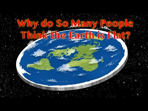 Why Do So Many People Believe the Earth is Flat? -- Flat Earth Facts thumbnail