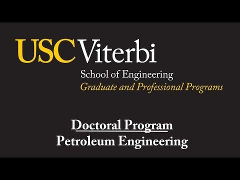 Petroleum Engineering Doctoral Program