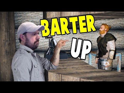Leveling Barter Fast | 7 Days To Die Alpha 16 Let's Play Gameplay PC | E46