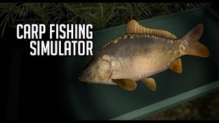 Carp Fishing Simulator PC Gameplay [Steam Early Access]