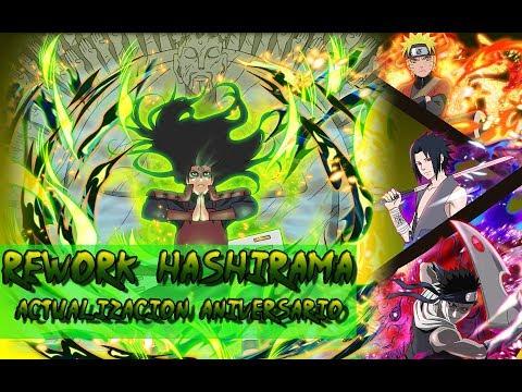 Rework Hashirama, Naruto Sage FREE y mas noticias del aniversario