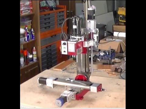 142 Seig CNC mini mill Z axis Part 2