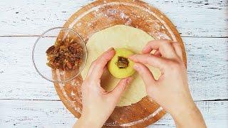 Яблоки в тесте - Рецепты от Со Вкусом
