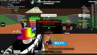 ROBLOX Gaming #2: Crazy Killing!