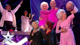 ALL PERFORMANCES from ICONIC dance duo Paddy & Nicko! | Britain's Got Talent