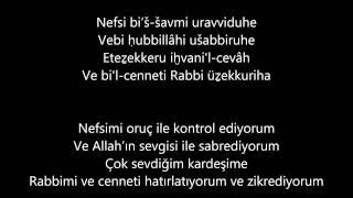 Birds Of Heaven - Buniyel İslam (Arapça & Türkçe Lyrics / Sözleri) - [Maceracı~Burak]