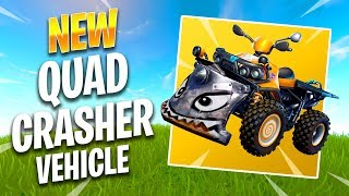 NEW QUADCRASHER - Fortnite Best Moments & Fortnite Funny Moments #187