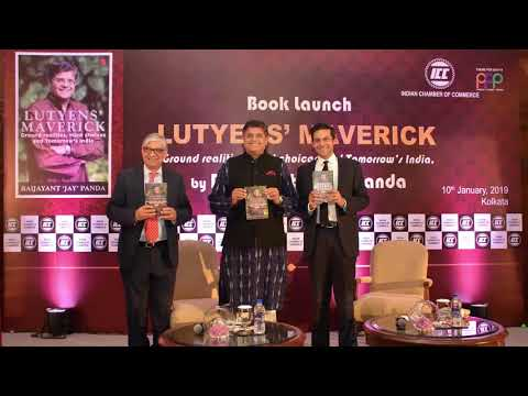 "Audio: Book Launch | Lutyens' Maverick by Baijayant ""JAY"" Panda 