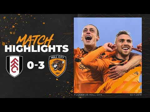 Fulham 0-3 Hull City | Highlights | Sky Bet Championship