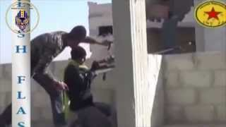BREAKING NEWS - FLASH TEBO : Khabour villages under attack (in Arab language)