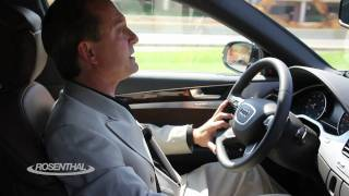 2011 Audi A8 Test Drive & Review