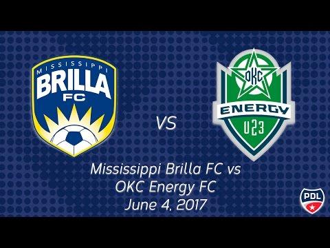 Mississippi Brilla FC vs OKC Energy U23 - June 4, 2017