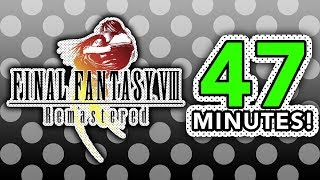 Final Fantasy VIII Remastered: 47 Minutes Of Gameplay
