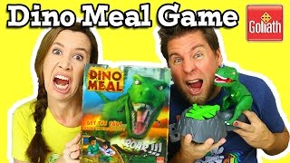 Dino Meal Game by Goliath Games