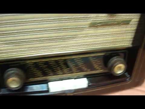 ITEM 181  根德 GRUNDIG 真空電子管收音機  珍正古董收音機有限公司