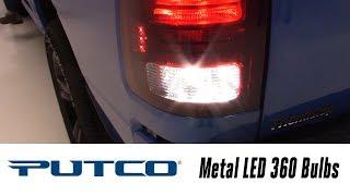 In the Garage™ with Performance Corner®: Putco Metal LED 360 Bulbs