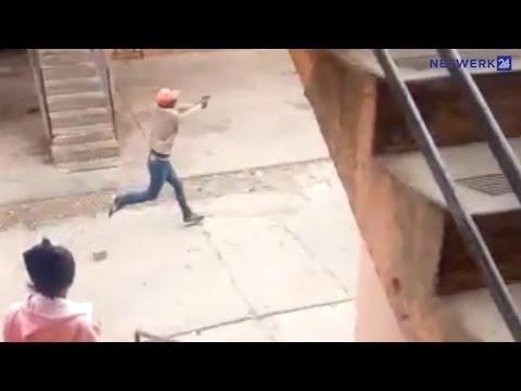 Kyk: Skote klap in Worcester