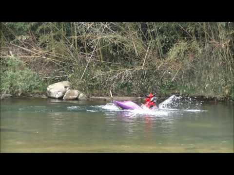 2016 11 9 HIROSHIMA still water freestyle kayaking