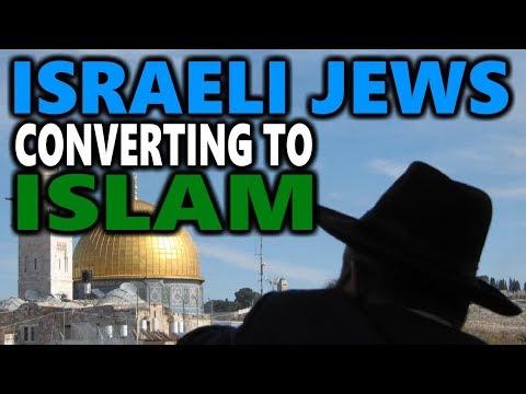 Israeli Jews Converting To Islam