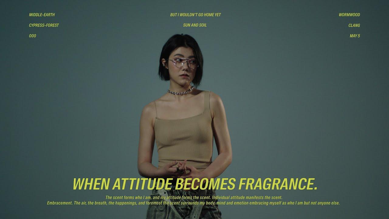 [황소윤 X tamburins] WHEN ATTITUDE BECOMES FRAGRANCE WITH SOYOON #1