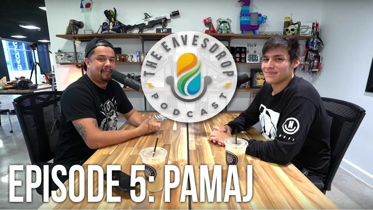 Former OpTic YouTuber Pamaj explains why he's rejoined FaZe