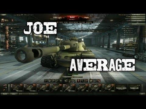 World of Tanks - T110E4 Tier 10 Tank Destroyer - Joe Average