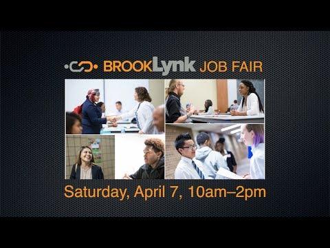 Brooklynk Youth Job Fair