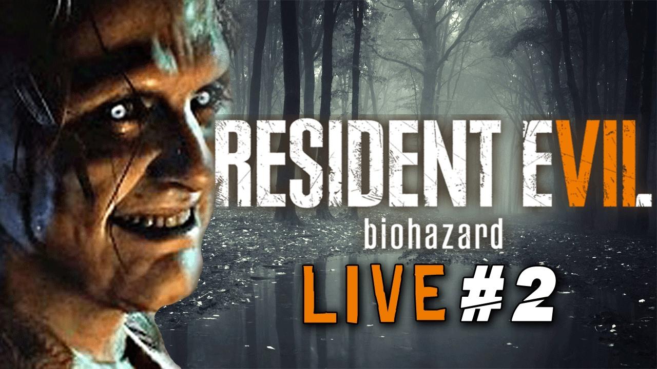 Resident Evil Stream