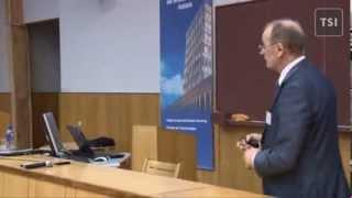 Открытая лекция профессора В.С. Лукинского по логистике, TSI, 18.10.2013