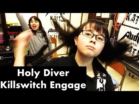 Holy Diver - Killswitch Engage -  Cover