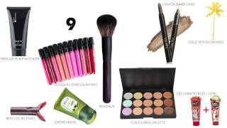 Beaute Beauty Com   | Inside my Makeup Bag | Maquillage | Nail art | Ongles | Vernis | Contouring