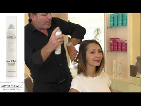 shine & hold - hair refresh - Oliver Schmidt Salon Selection