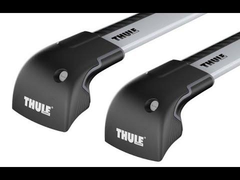 Thule WingBar Edge 9595