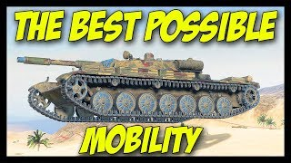 ► The Best Mobility, CRAZY T-100 LT! - World of Tanks T-100 LT Gameplay