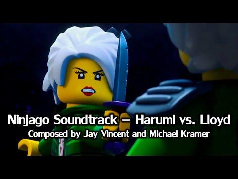 Ninjago Soundtrack - Harumi vs. Lloyd - Jay Vincent and Michael Kramer