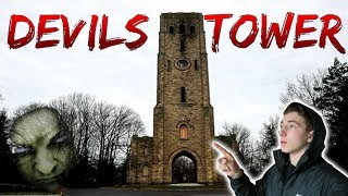 MOST HAUNTED TOWER IN THE WORLD! (SCARY)