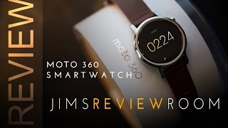 Moto 360 2nd Generation SmartWatch - REVIEW