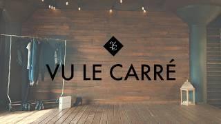 Vu Le Carré | #SetWalk Campaign The Leather Hairstylist Holster
